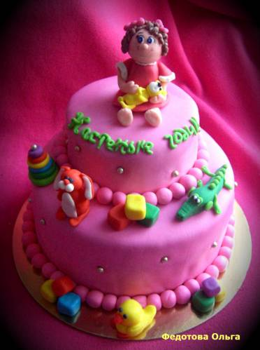 торт на 2013 год с фото